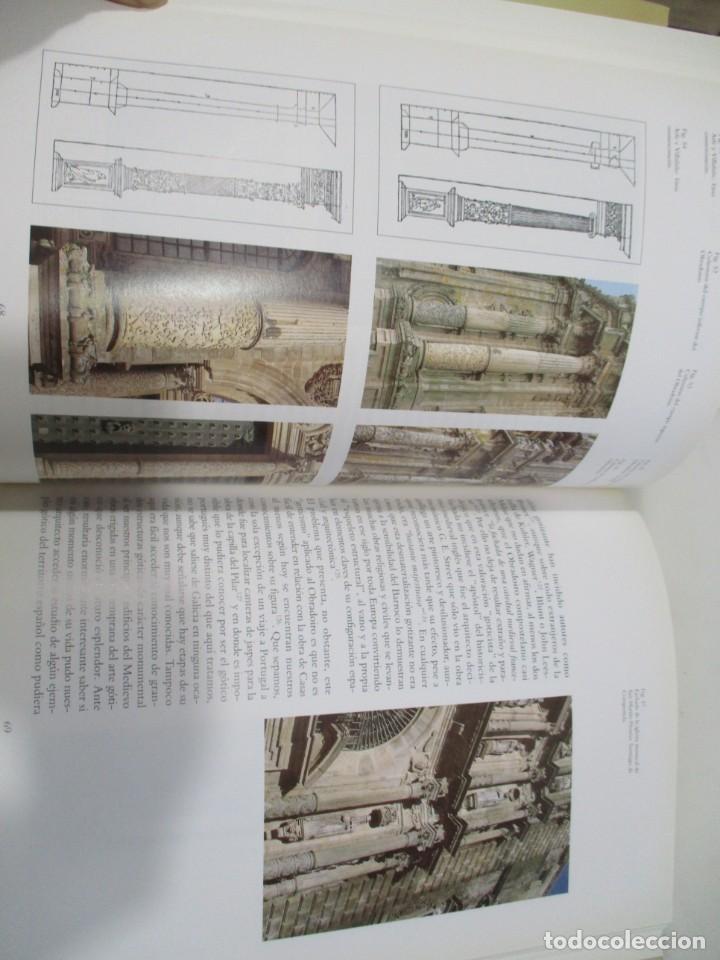 Libros de segunda mano: ALFREDO VIGO TRASANCOS La fachada del Obradoiro de la Catedral de Santiago W6574 - Foto 4 - 254912250
