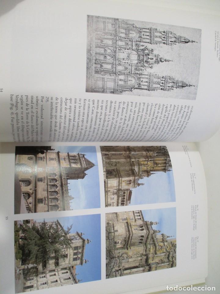Libros de segunda mano: ALFREDO VIGO TRASANCOS La fachada del Obradoiro de la Catedral de Santiago W6574 - Foto 5 - 254912250