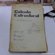 Libros de segunda mano: CALCULO ESTRUCTURAL - MIGUEL ANGEL SANZ GONZALEZ. Lote 255025090