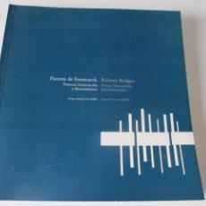 Libros de segunda mano: PUENTES DE FERROCARRIL. PROYECTO, CONSTRUCCIÓN Y MANTENIMIENTO. RAILWAY BRIDGES. IABSE. Lote 256109980