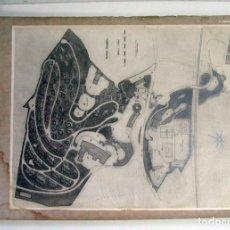 Libros de segunda mano: PROYECTO DE CIUDAD RESIDENCIAL DE ED. Y DESCANSO EN TARRAGONA. PUJOL SEVIL Y MONRAVA LOPEZ. 1955. Lote 257585875