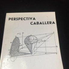 Libros de segunda mano: PERSPECTIVA CABALLERA, RAFAEL GÓMEZ DE LOS REYES, ISIDORO CANO DE LA TORRE. MADRID, 1970. Lote 257645500