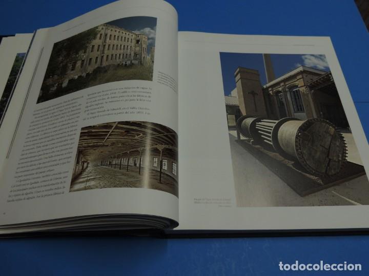 Libros de segunda mano: Cien elementos del Patrimonio Industrial en Cataluña. - VV.AA. - Foto 10 - 260109530