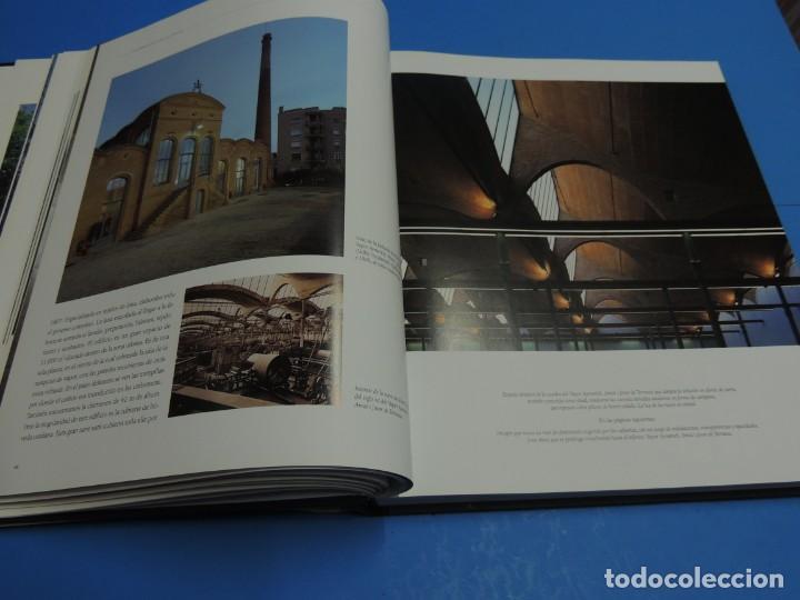 Libros de segunda mano: Cien elementos del Patrimonio Industrial en Cataluña. - VV.AA. - Foto 11 - 260109530