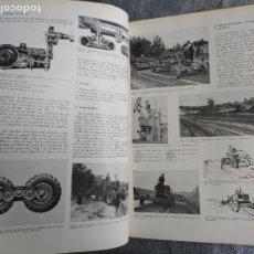 Livros em segunda mão: MAQUINARIA AUXILIAR DE OBRA, EXCAVACIONES, TRANSPORTE, TERRAPLENADO, GABAY, ED. TECNOS, 1953 RARO. Lote 262075550