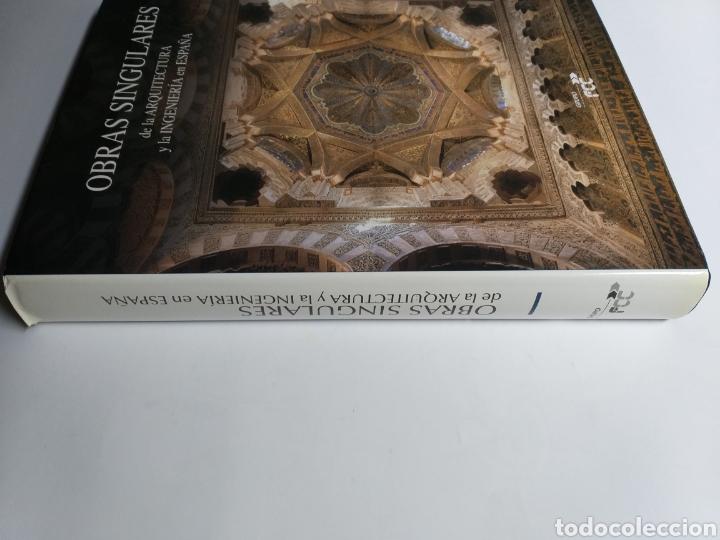 Libros de segunda mano: Obras singulares de la arquitectura y la ingeniería en España FCC - Foto 2 - 262271625