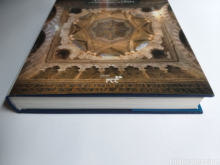 Libros de segunda mano: Obras singulares de la arquitectura y la ingeniería en España FCC - Foto 3 - 262271625