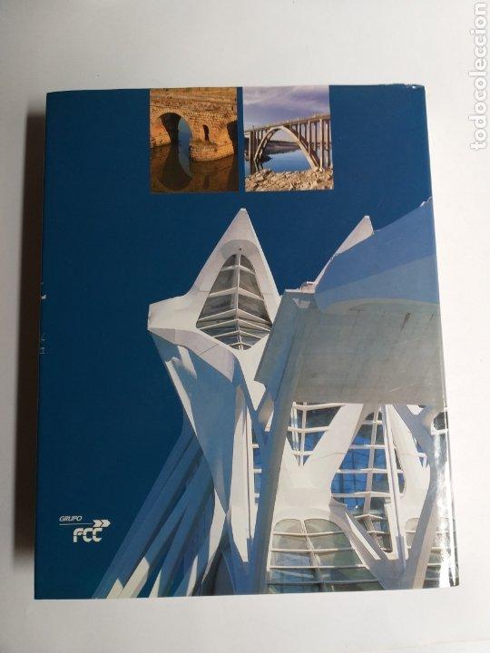 Libros de segunda mano: Obras singulares de la arquitectura y la ingeniería en España FCC - Foto 4 - 262271625