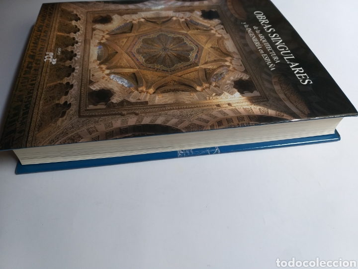 Libros de segunda mano: Obras singulares de la arquitectura y la ingeniería en España FCC - Foto 5 - 262271625