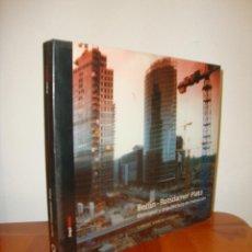 Libros de segunda mano: BERLÍN- POTSDAMER PLATZ. METRÓPOLI Y ARQUITECTURA EN TRANSICIÓN - CARLOS GARCÍA VÁZQUEZ- ARQUITHESIS. Lote 263033915