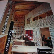 Libros de segunda mano: LIBRO-NEW WORKING SPACES 8ARQUITECTURA). COMO NUEVO.. Lote 263056825