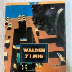 Libros de segunda mano: WALDEN 7 I MIG. Lote 263193560