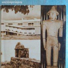 Libros de segunda mano: ARQUITECTURA PANAMEÑA, DESCRIPCIÓN E HISTORIA, SAMUEL A. GUTIERREZ, UNIV. DE PANAMÁ, 1967 RARISIMO. Lote 263543700