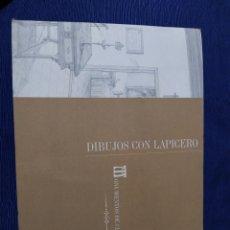 Libros de segunda mano: MONUMENTOS DE CIUDAD REAL 6 DIBUJOS CON LAPICERO. Lote 263605780