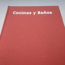 Libros de segunda mano: COCINAS Y BAÑOS - H KLICZKOWSKI. Lote 263773920