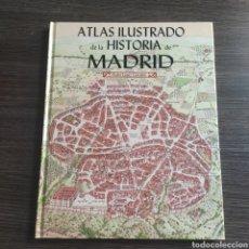 Libros de segunda mano: ATLAS ILUSTRADO DE LA HISTORIA DE MADRID PEDRO LÓPEZ CARCELÉN LA LIBRERÍA. Lote 266142748