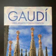 Libros de segunda mano: GAUDÍ. OBRA ARQUITECTONICA COMPLETA. RAINER ZERBST. ED. TASCHEN. MADRID, 2005. PAGS: 239. Lote 267280224