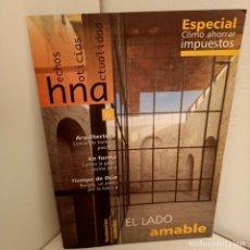 Libros de segunda mano: REVISTA HNA (HECHOS-NOTICIAS-ACTUALIDAD) Nº 6, ARQUITECTURA / ARCHITECTURE, 2003. Lote 268146754