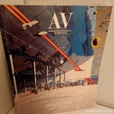 Libros de segunda mano: AV MONOGRAFIAS Nº 57-58 (1996), ESPAÑA 1996, ARQUITECTURA / ARCHITECTURE, 1996. Lote 268298084