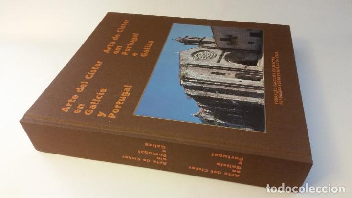 1998 - ARTE DEL CÍSTER EN GALICIA Y PORTUGAL (Libros de Segunda Mano - Bellas artes, ocio y coleccionismo - Arquitectura)