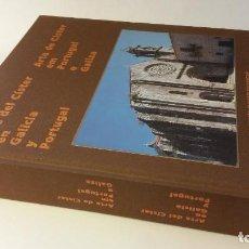 Libros de segunda mano: 1998 - ARTE DEL CÍSTER EN GALICIA Y PORTUGAL. Lote 268969954