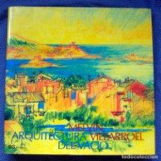 Libros de segunda mano: ARQUITECTURA DEL VACIO - MELVIN VILLARROEL -GÖRAN SCHILDT - EDITORIAL GUSTAVO GILI. Lote 269158553