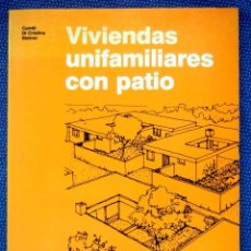 Libri di seconda mano: VIVIENDAS UNIFAMILIARES CON PATIO-ENRICO CAMBI , BENEDETO DI CRISTINA Y OTROS- EDITORIAL GUSTAVO GIL. Lote 269173148