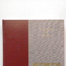 Libros de segunda mano: CASTILLOS DE ESPAÑA - SALVAT EDITORES, 1967. Lote 269366538