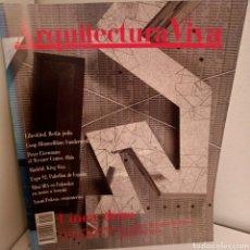 Libros de segunda mano: ARQUITECTURA VIVA Nº 11, LINEA DURA, ARQUITECTURA / ARCHITECTURE, ARQUITECTURA VIVA, 1990. Lote 269413423