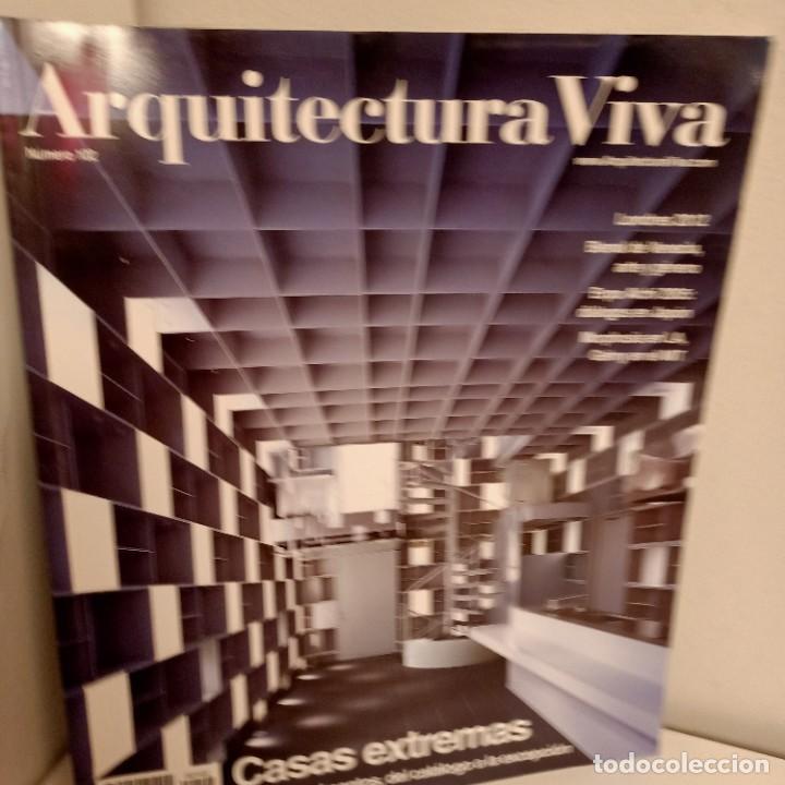 ARQUITECTURA VIVA Nº 102, CASAS EXTREMAS, ARQUITECTURA / ARCHITECTURE, ARQUITECTURA VIVA, 2005 (Libros de Segunda Mano - Bellas artes, ocio y coleccionismo - Arquitectura)