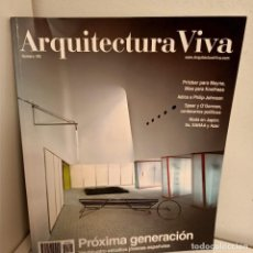 Libros de segunda mano: ARQUITECTURA VIVA Nº 100, PROXIMA GENERACION, ARQUITECTURA / ARCHITECTURE, ARQUITECTURA VIVA, 2005. Lote 269419028