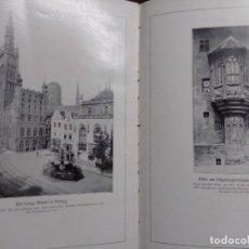 Libros de segunda mano: LIBRO ARTE 1928 ALEMANIA BÜRGEN BAUTEN SELLO COLEGIO ALEMÁN BARCELONA. Lote 270376243