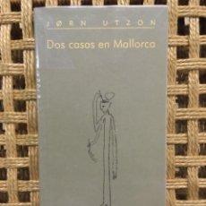 Livros em segunda mão: DOS CASAS EN MALLORCA, JORN UTZON, FEDERICO CLIMENT GUIMERA. Lote 273933218