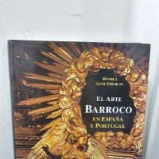Libros de segunda mano: GRAN LIBRO EL ARTE BARROCO EN ESPAÑA Y PORTUGAL. Lote 274771928