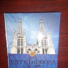 Libros de segunda mano: ATLAS ILUSTRADO DE LAS CATEDRALES DE ESPAÑA - EDITORIAL SUSAETA - DISPONGO DE MAS LIBROS. Lote 275868853