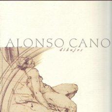 Libros de segunda mano: ALONSO CANO: DIBUJOS. DESCRIPCIÓN: MUSEO NACIONAL DEL PRADO, MADRID, 2001. RÚSTICA CON SOLAPAS.NUEVO. Lote 277018423