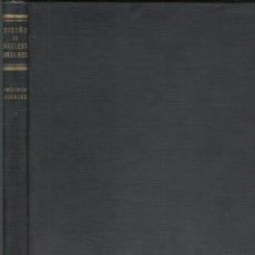 Libros de segunda mano: FREDERICK GIBBERD : DISEÑO DE NÚCLEOS URBANOS. ESCENOLOGÍA Y PLÁSTICA. (BUENOS AIRES, 1956). Lote 277525633