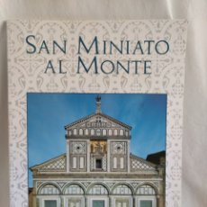 Libros de segunda mano: SAN MINIATO AL MONTE. BECOCCI EDITORE.. Lote 279402528
