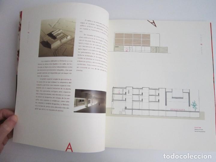Libros de segunda mano: COLEGIO DE ARQUITECTOS DE CIUDAD REAL. CONCURSO PARA LA NUEVA SEDE COLEGIAL. ARQUITECTURA 2002 - Foto 3 - 287790768