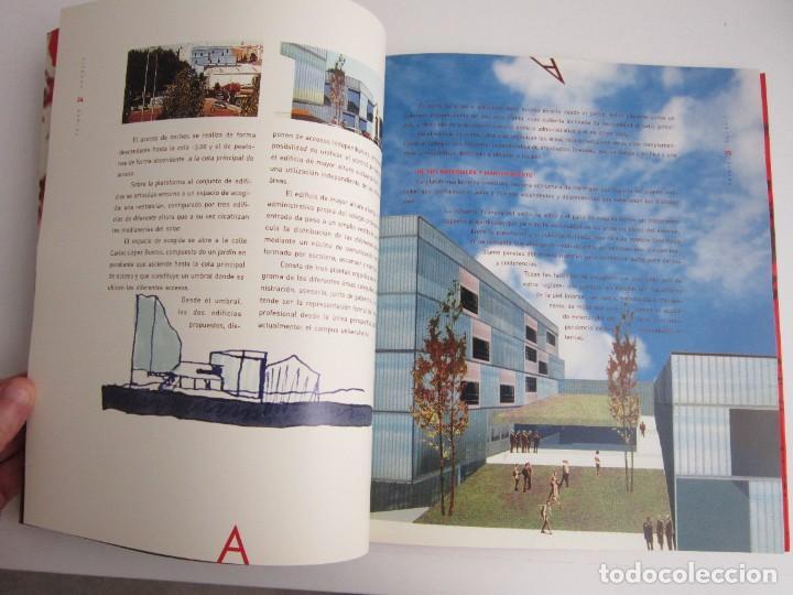Libros de segunda mano: COLEGIO DE ARQUITECTOS DE CIUDAD REAL. CONCURSO PARA LA NUEVA SEDE COLEGIAL. ARQUITECTURA 2002 - Foto 4 - 287790768