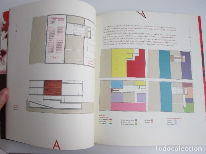 Libros de segunda mano: COLEGIO DE ARQUITECTOS DE CIUDAD REAL. CONCURSO PARA LA NUEVA SEDE COLEGIAL. ARQUITECTURA 2002 - Foto 5 - 287790768