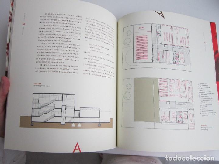 Libros de segunda mano: COLEGIO DE ARQUITECTOS DE CIUDAD REAL. CONCURSO PARA LA NUEVA SEDE COLEGIAL. ARQUITECTURA 2002 - Foto 7 - 287790768
