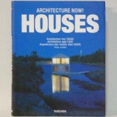 Libros de segunda mano: ARCHITECTURE NOW ! HOUSES. PHILIP JODIDIO. TASCHEN. 2009. Lote 287993653