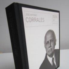 Libros de segunda mano: JOSE ANTONIO CORRALES. PREMIO NACIONAL DE ARQUITECTURA 2001. MINISTERIO DE VIVIENDA, 2007. ESCASO. Lote 288080763