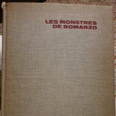 Libros de segunda mano: LES MONSTRES DE BOMARZO. ED. GRASSET, 1957. Lote 288093263