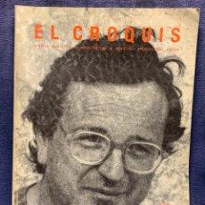 Libros de segunda mano: REVISTA ARQUITECTURA EL CROQUIS N 20 MADRID 1985 RAFAEL MONEO 34X24CMS. Lote 288499758