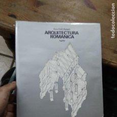 Libros de segunda mano: ARQUITECTURA ROMÁNICA, HANS ERICH KUBACH. ART.548-1175. Lote 288557983