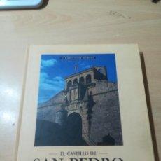 Libros de segunda mano: EL CASTILLO DE SAN PEDRO DE JACA / ENRIQUE OSSET MORENO / JACA 1971 / ALL18. Lote 289513253