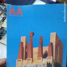 Libros de segunda mano: REVISTA AA ARQUITECTURA Nº 205. EN FRANCÉS. ARQ-504. Lote 293794758