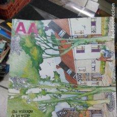 Libros de segunda mano: REVISTA AA ARQUITECTURA Nº 203. EN FRANCÉS. ARQ-506. Lote 293795093